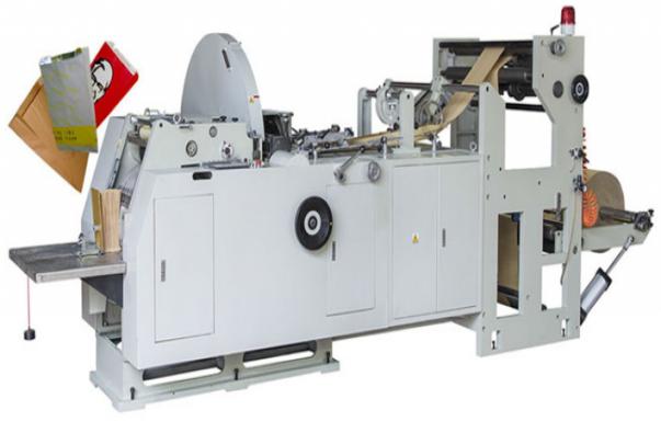 Automatic Paper Bag Making Machine -Cheap Budget