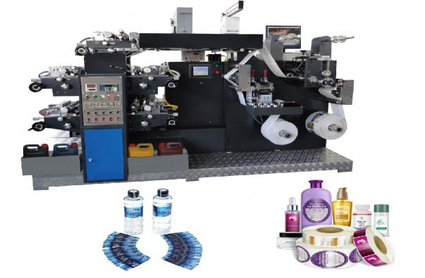 Plastic flexo Printer