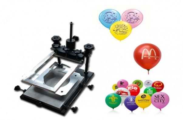 Manual Balloon Priting Machine