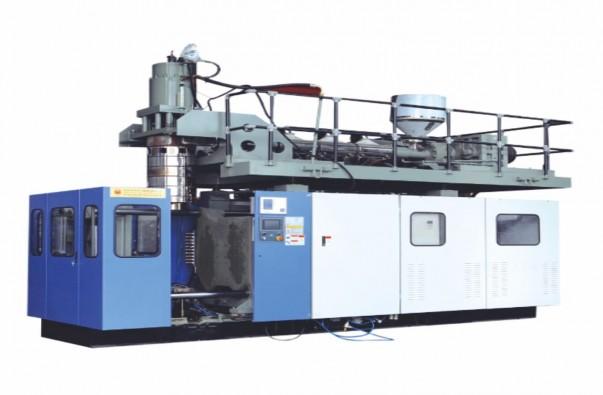 Automatic Extrusion Blow Moulding Machine